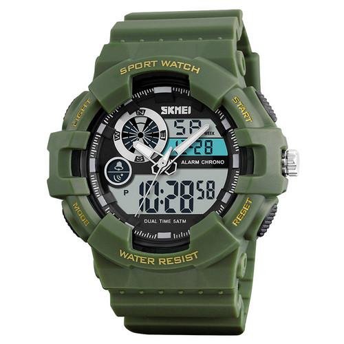 Оригинальные наручные часы Skmei 1312 Military | Оригинал Скмей, Гарантия 1 год!