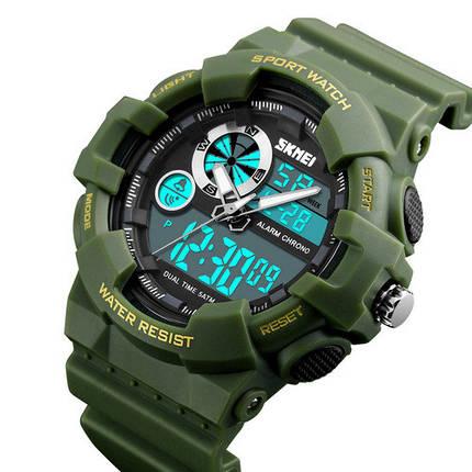 Оригинальные наручные часы Skmei 1312 Military | Оригинал Скмей, Гарантия 1 год!, фото 2