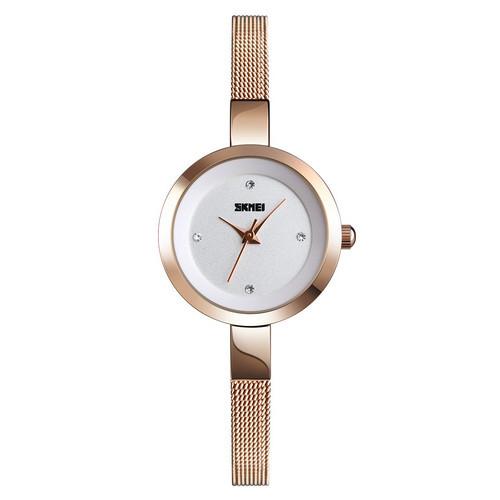 Оригинальные наручные часы Skmei 1390 Cuprum-White | Оригинал Скмей, Гарантия 1 год!