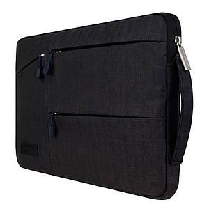 "Сумка для ноутбука Wiwu Gent Pocket Sleeve 15.4"" black"