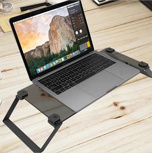 Універсальна підставка Macally для ноутбуків, моніторів, iMac (SPACESTAND-B)