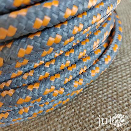 Шнур полипропиленовый (плетеный) 8 мм - 100 метров, фото 2