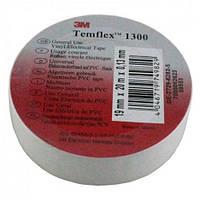 Изолента электротех. 0,13мм х15мм 3M-TEMFLEX™  10м белая