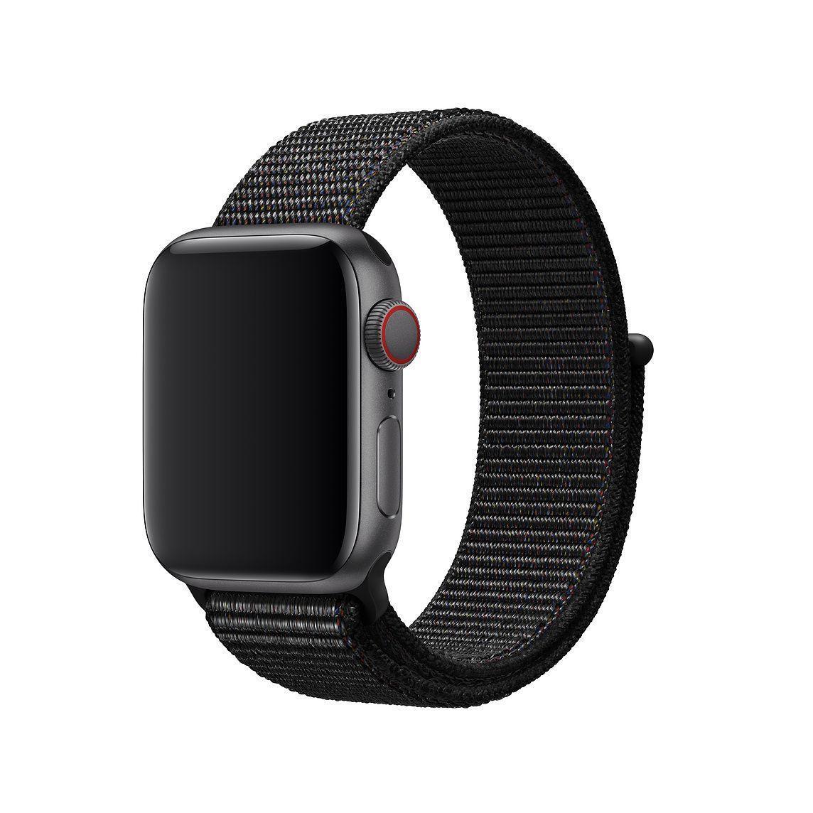 Ремешок xCase для Apple watch 42/44 mm Loop Black