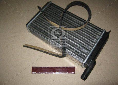 Радиатор отопителя ВАЗ 2108, 2109, 21099, ТАВРИЯ c уплотнительной прокладкой | Пекар