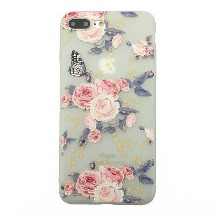 Чехол  накладка xCase для iPhone 7Plus/8Plus Blossoming Flovers №11, фото 2