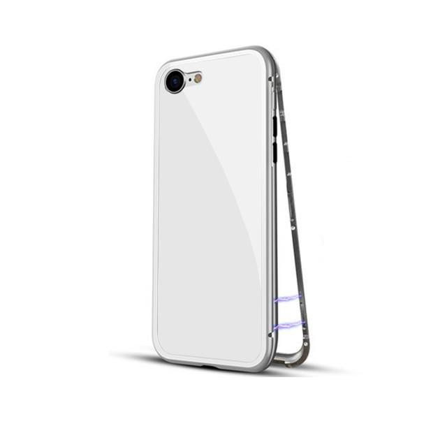 Чехол  накладка xCase для iPhone 7Plus/8Plus Magnetic Case белый