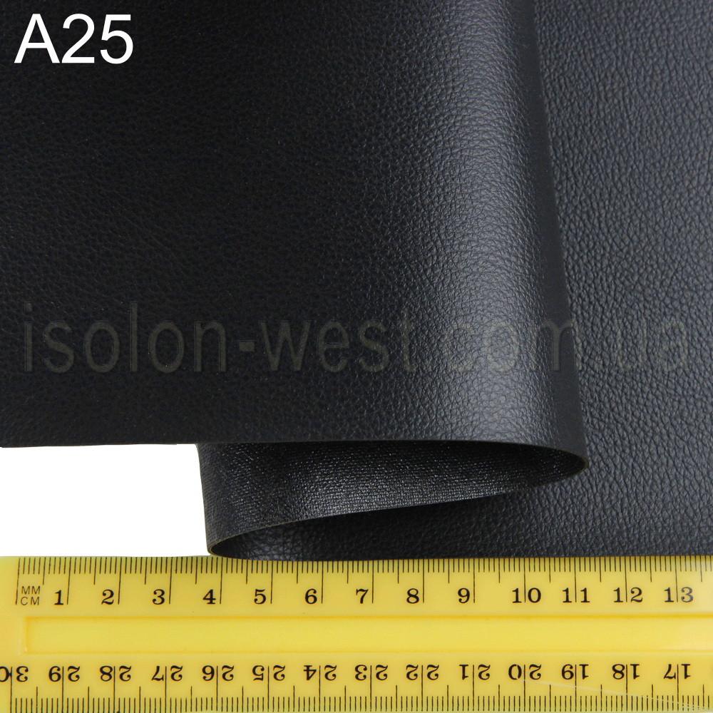 Термовинил HORN (черный A25) для обтяжки торпеды, ширина 1.40м