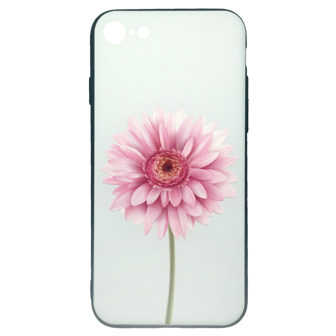 Чехол на iPhone 7 Plus/8 Plus Ромашка, плотный силикон