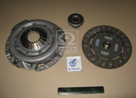 Сцепление ВАЗ 2103,2107 (диск нажим.+вед.+подш) | SACHS