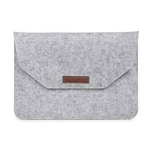 Конверт Felt Bag for MacBook 13.3 Gray