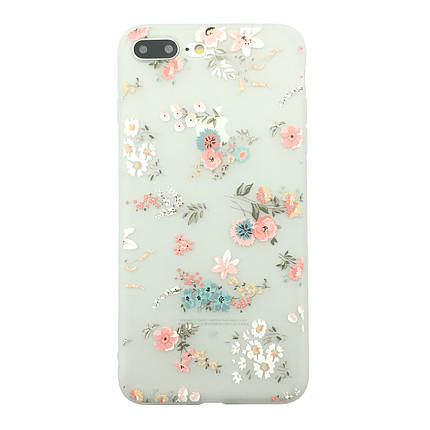 Чехол  накладка xCase для iPhone 7Plus/8Plus Blossoming Flovers №8, фото 2