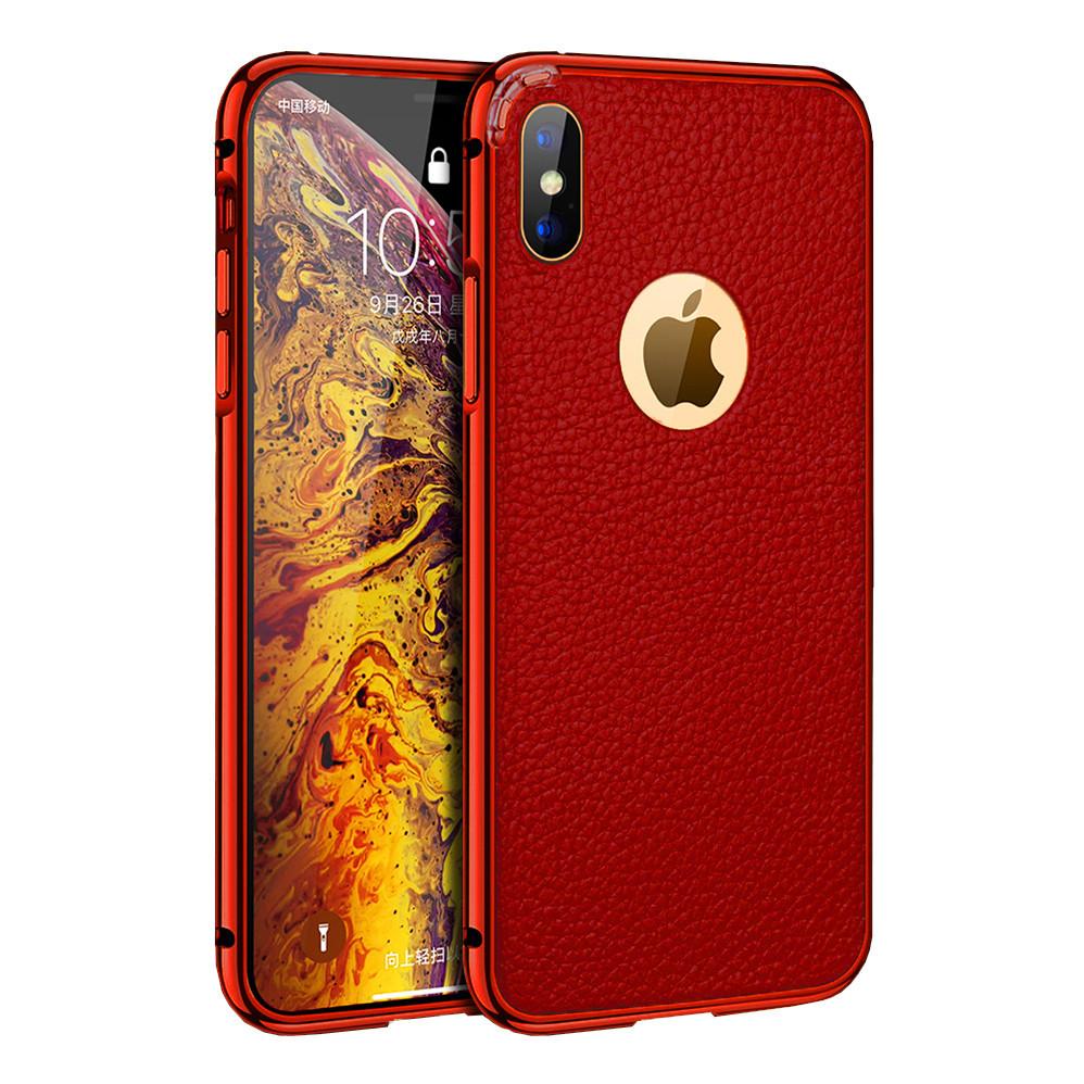 Чехол xCase на iPhone 7 Plus/8 Plus Luxury Case Passion Red