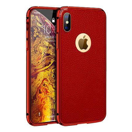 Чехол xCase на iPhone 7 Plus/8 Plus Luxury Case Passion Red, фото 2