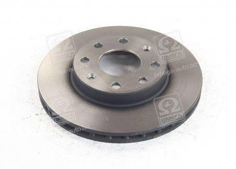 Диск тормозной CHEVROLET AVEO передняя, вент. | TRW, фото 2