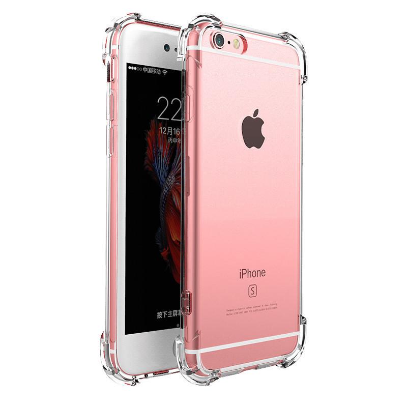 Чехол для iPhone 7Plus/8Plus Transparent corners