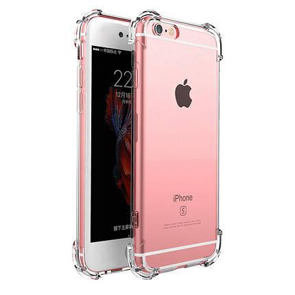 Чехол для iPhone 7Plus/8Plus Transparent corners, фото 2