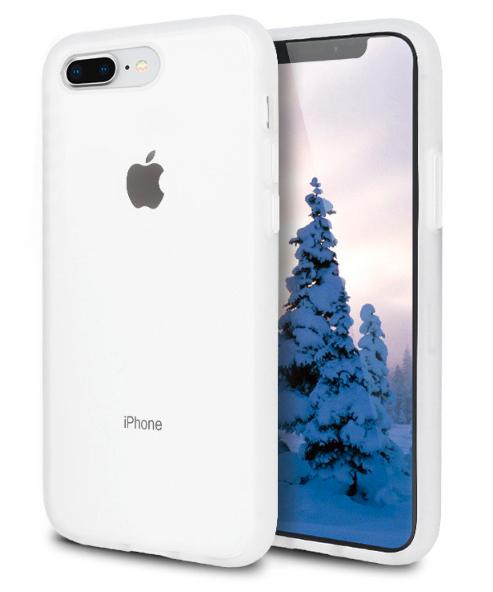Чехол накладка xCase для iPhone 7 Plus/8 Plus Gingle series transparent