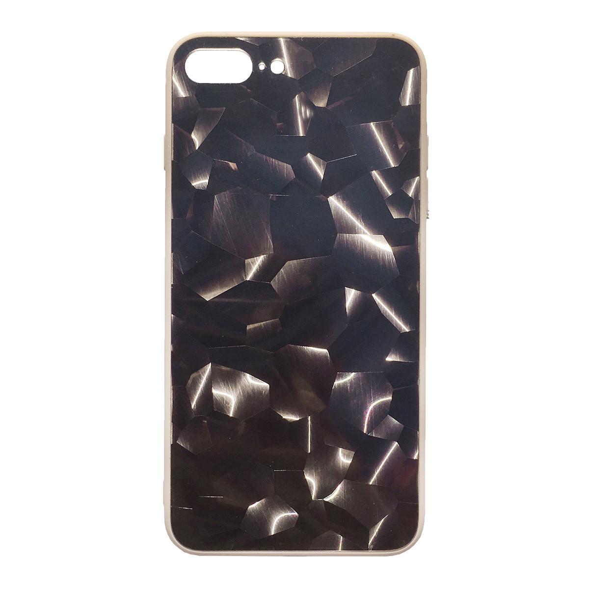 Чехол накладка xCase для iPhone 7 Plus/8 Plus Mystic Case gold