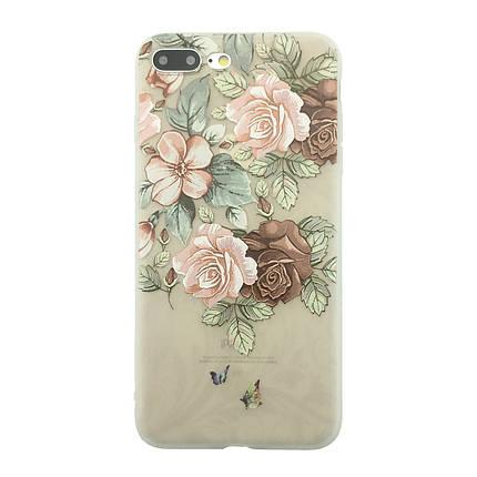 Чехол  накладка xCase для iPhone 7Plus/8Plus Blossoming Flovers №6, фото 2
