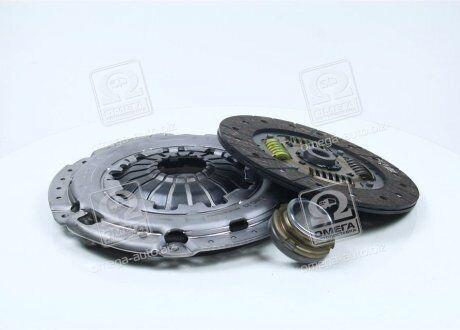 Сцепление GM DAEWOO LANOS 1.6 16V DOHC 96 - | VALEO PHC