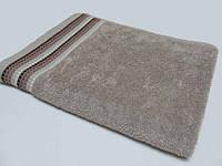 Махровое полотенце Spektrum, 70*130, 100% хлопок, 500 гр/м2, Пакистан, Серый