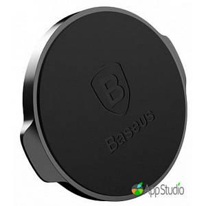 Автотримач Baseus Small ears series Magnetic suction bracket(Flat type)Black