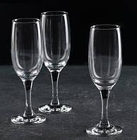 Бокал для шампанского Pasabahce Bistro 190 мл /12шт в уп/ арт. 44419