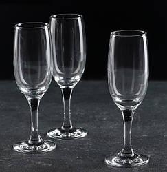 Бокалы для шампанского Bistro 190 мл /12шт в уп/ 44419