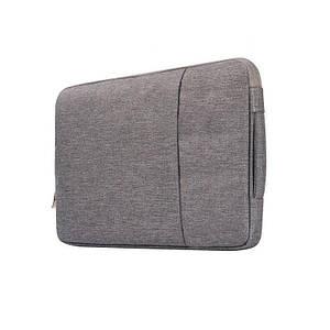 "Сумка Cowboy Bag for MacBook 13.3"" Gray"