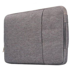 """Сумка для ноутбука 13.3"""" Cowboy bag gray"""