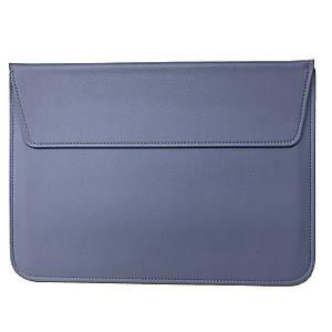 """Папка-конверт PU sleeve bag для MacBook 13"""" lilac"""