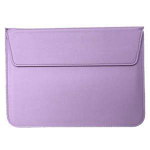 """Папка-конверт PU sleeve bag для MacBook 13"""" pink"""