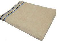 Махровое полотенце Spektrum, 70*130, 100% хлопок, 500 гр/м2, Пакистан, Папирус