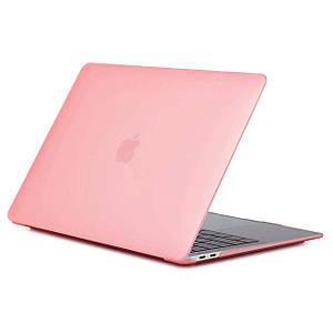 "Чехол HardShell Case for MacBook Pro 13.3"" (2016-2019) Matte Pink"