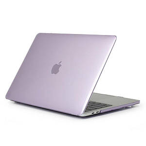 "Чехол HardShell Case for MacBook Pro 13.3"" (2016-2019) Crystal Purple"