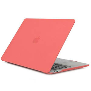 "Чехол HardShell Case for MacBook Pro 13.3"" (2016-2019) Cream Pink"