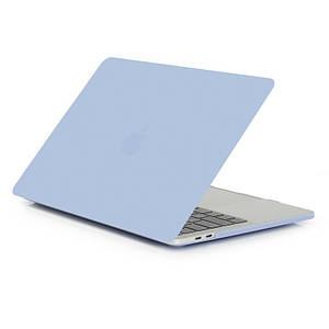 "Чехол HardShell Case for MacBook Pro 13.3"" (2016-2019) Cream Blue"