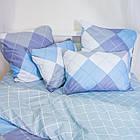 Комплект постельного белья двуспальный 2 спальный сатин, фото 3
