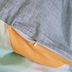 Комплект постельного белья полуторный 1.5 спальный сатин, фото 4