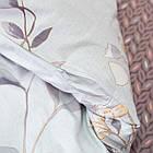 Комплект постільної білизни євро сатин, фото 3