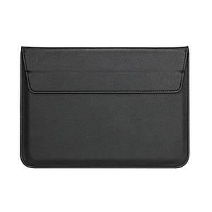 Конверт pu sleeve for MacBook Pro 15 Black