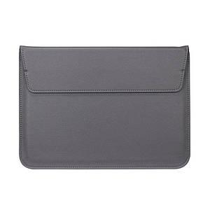 Конверт pu sleeve for MacBook Pro 15 Gray