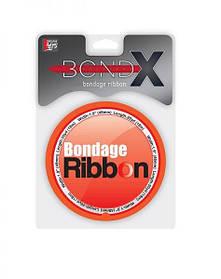 Лента для бондажа BONDX BONDAGE RIBBON  RED