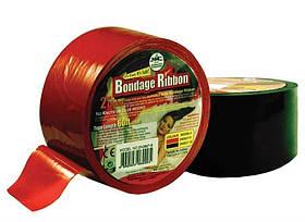 Бондажная пленка — клеящаяся Bondage Ribbon: 5cm/18mtr, RED