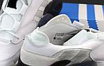 Мужские кроссовки Adidas Streetball (белые) 12148, фото 6