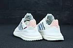 Кроссовки Adidas Commonwealth ZX 500 RM (белые) - Унисекс 11869, фото 2
