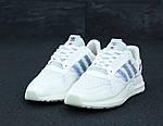 Кроссовки Adidas Commonwealth ZX 500 RM (белые) - Унисекс 11869, фото 4