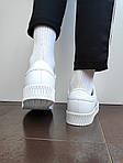 Женские кроссовки Adidas Samba (белые) 12188, фото 2