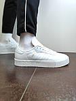 Жіночі кросівки Adidas Samba (білі) 12188, фото 6